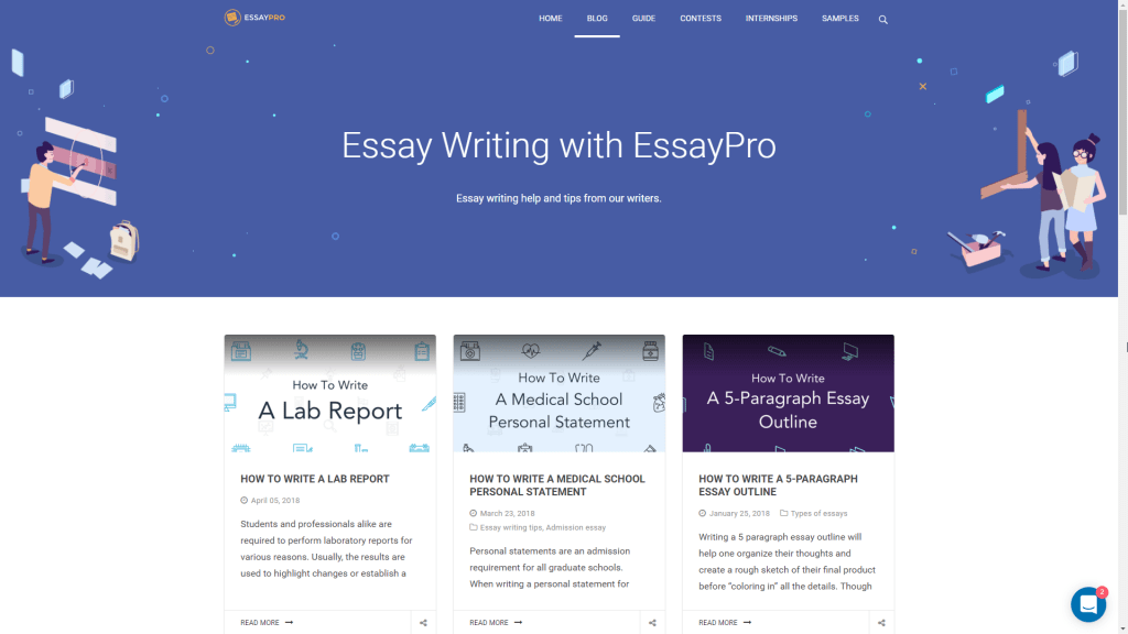 Essaypro Reviews 2019 | Is Essay Pro Reliable, Legit and Safe?